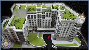 Составляем макет  здания или как разделить функциональные зоны